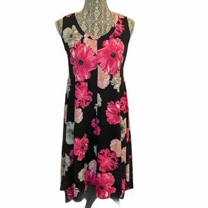 Northern Reflections Floral Maxi Dress Size Small